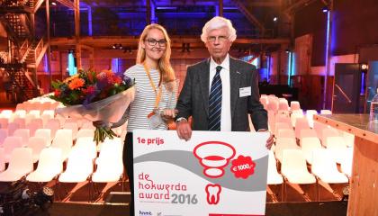 Laura van der Meer Hokwerda Award 2016