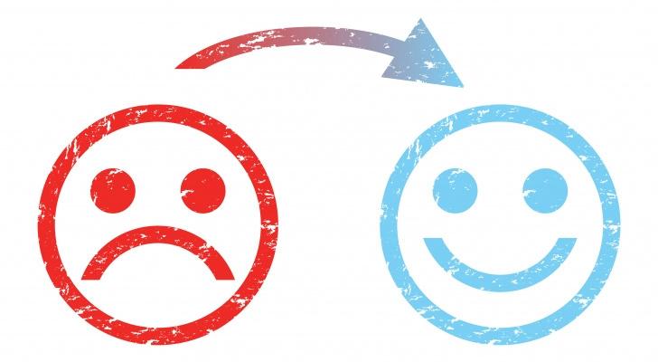 aantal klachten gedaald :smile: