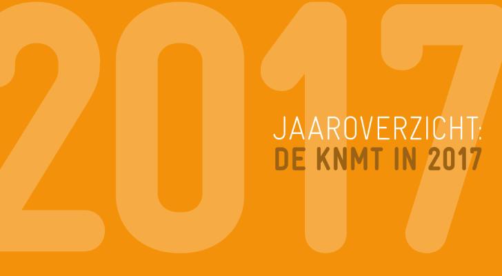 KNMT jaaroverzicht 2017 cover